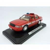 Imagem - Ford: Crown Victoria (2007) - Bombeiros - 1:24 - Motor Max