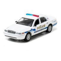 Imagem - Ford: Crown Victoria Interceptor (2011) - Polícia - Hot Pursuit - Série 22 - 1:64 - Greenlight