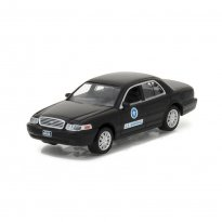 Imagem - Ford: Crown Victoria Police Interceptor (2008) - Hot Pursuit - Série 24 - 1:64 - Greenlight