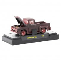 Imagem - Ford: F-100 Pickup (1956) - Auto Projects - 1:64 - M2 Machines