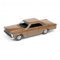 Imagem - Miniatura Carro Ford Galaxie 500 (1965) - Racing Champions Mint - 2016 Series - Bronze - 1:64 - Johnny Lightning