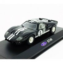 Imagem - Ford: GT40 - Preto - 1:43 - Unique Replicas