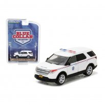 Imagem - Ford: Interceptor Utility Police (2014) - Blue Collar Collecction - Série 2 - 1:64 - Greenlight