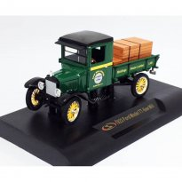 Imagem - Miniatura Carro Ford Model TT-Saw Mill Truck (1923) - Verde - 1:32 - Signature Models