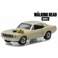 Imagem - Ford: Mustang Coupe (1967) - The Walking Dead - Séries 15 - 1:64 - Greenlight