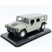 Imagem - Miniatura Carro Hummer H1 4 Door Wagon - Grafite - 1:35 - Unique Replicas