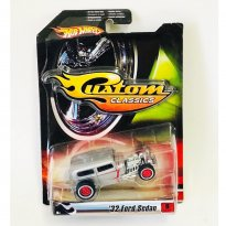 Imagem - Miniatura Carro Ford Sedan (1932) - Custom Classics - 1:50 - Hot Wheels