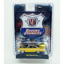 Imagem - Miniatura Carro Plymouth Fury (1958) - Ground Pounders - 1:64 - M2 Machines