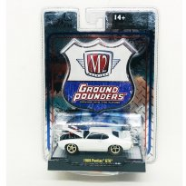 Imagem - Miniatura Carro Pontiac GTO (1969) - Ground Pounders - 1:64 - M2 Machines