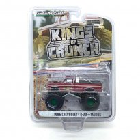Imagem - Miniatura Carro Chevrolet K-20 Taurus (1986) - Kings Of Crunch - Série 6 - 1:64 - Greenlight (Chase / Green Machine)