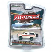 Imagem - Miniatura Carro Dodge Ramcharger (1978) - All Terrain - Série 8 - 1:64 - Greenlight (Chase / Green Machine)