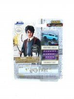 Imagem - Set c/ 2 Carros - Harry Potter - Nano Metalfigs - 1.65 IN - Jada Toys