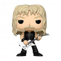 Imagem - Boneco James Hetfield - Metallica - Pop! Rocks 57 - Funko