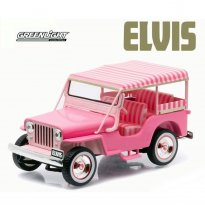 Imagem - Jeep: Surrey CJ3B (1960) Elvis Presley - 1:43 - Greenlight