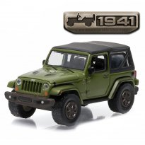 Imagem - Jeep: Wrangler 75th Anniversary Edition (2016) - Verde - 1:64 - Greenlight