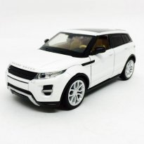 Imagem - Land Rover: Range Rover Evoque - C/ Luz e Som - California Action - 1:32 - California Toys
