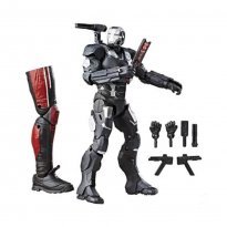 Imagem - Boneco Marvel's War Machine - Capitão America Guerra Civil - Marvel Legends Series - Hasbro