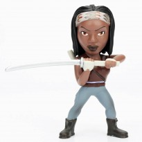 Imagem - Boneco Michonne M183 - The Walking Dead AMC - Metals Die Cast - Jada