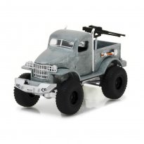 Imagem - Miniatura Picape Military 1/2 Ton 4X4 (1941) - All Terrain - Série 5 - 1:64 - Greenlight