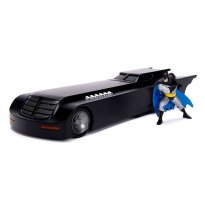 Imagem - Miniatura Carro Batmóvel c/ Figura Batman - The Animated Series - DC - Metals Die Cast - 1:24 - Jada Toys