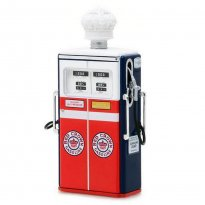 Imagem - Miniatura Bomba de Gasolina - Red Crown Gasoline - Gas Pump - Series 3 - 1:18 - Greenlight