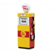 Imagem - Miniatura Bomba de Gasolina - Super Shell - Gas Pump - Series 3 - 1:18 - Greenlight