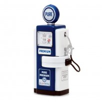 Imagem - Miniatura Bomba de Gasolina - Pure Premium Oil - Gas Pump - Series 3 - 1:18 - Greenlight