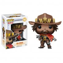 Boneco McCree - Overwatch - Pop! Games 182 - Funko