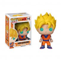 Imagem - Boneco Super Saiyan Goku - Dragon Ball Z - Pop! Animation 14 - Funko