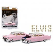 Imagem - Miniatura Carro Cadillac Fleetwood Series 60 (1955) - Elvis - Séries 14 - 1:64 - Greenlight
