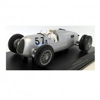 Imagem - Miniatura Carro Auto Union Typ C - #57 H. Stuck - Winner Shelsley Walsh Hillclimb (1936) - 1:18 - Minichamps