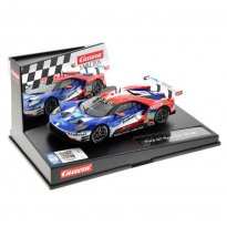 Imagem - Miniatura Carro Autorama Ford GT Race Car No. 68 - 1:32 - Carrera Evolution