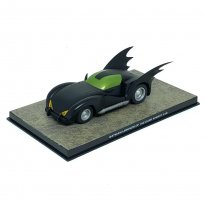 Imagem - Miniatura Carro Batmóvel - Batman Legends Of The Dark Knight #30 - 1:43 - Ixo / Eaglemoss