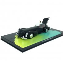 Imagem - Miniatura Carro Batmóvel - Batman The Killing Joke - 1:43 - Ixo / Eaglemoss