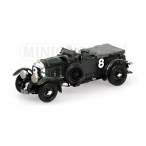 Imagem - Miniatura Carro Bentley Blower - 24h Le Mans 1930 - 1:43 - Minichamps