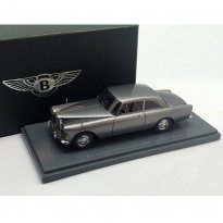 Imagem - Miniatura Carro Bentley SIII Continental Mulliner Park Ward - Grafite - 1:43 - Neo Scale Models