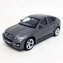 Imagem - Miniatura Carro BMW X6 - Grafite - 1:43 - California Junior