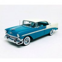 Imagem - Miniatura Carro Chevrolet Bel Air 4-Door Hardtop (1956) - 1:18 - Precision Miniatures