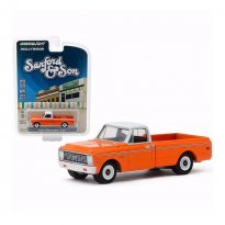 Imagem - Miniatura Picape Chevrolet C-10 (1971) - Sanford and Son - Série 26 - 1:64 - Greenlight