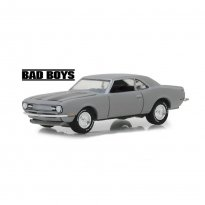 Imagem - Miniatura Carro Chevrolet Camaro (1968) - Bad Boys - Hollywood - 1:64 - Greenlight
