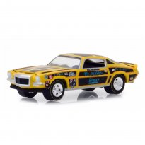 Imagem - Miniatura Carro Chevrolet Camaro (1970) Mr. Bardahl - Exclusive - 1:64 - Greenlight