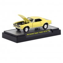 Imagem - Miniatura Carro Chevrolet Camaro Panther Z/28 RS (1967) - Detroit-Muscle - 1:64 - M2 Machines