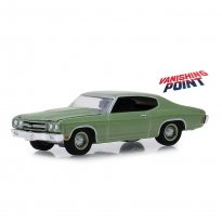 Imagem - Miniatura Carro Chevrolet Chevelle (1970) - Vanishing Point - Hollywood - Série 25 - 1:64 - Greenlight