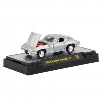 Imagem - Miniatura Carro Chevrolet Corvette 427 (1966) - Detroit-Muscle - 1:64 - M2 Machines