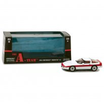 Imagem - Miniatura Carro Chevrolet Corvette C4 (1984) The A-Team - 1:43 - Greenlight