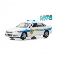 Imagem - Miniatura Carro Chevrolet Impala Police Cruiser (2010) - Hawaii Five-0 - 1:43 - Greenlight Collectibles