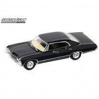 Imagem - Miniatura Carro Chevrolet Impala Sport Sedan 4 Portas (1967) Supernatural - 1:64 - Greenlight