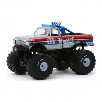 Imagem - Miniatura Carro Chevrolet K-10 (1972) - AM/PM Rocket - Kings Of Crunch - Série 6 - 1:64 - Greenlight