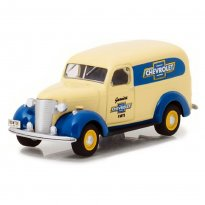 Imagem - Miniatura Carro Chevrolet Panel Truck (1939) - Blue Collar Collecction - Série 3 - 1:64 - Greenlight