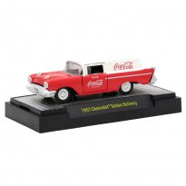 Imagem - Miniatura Carro Chevrolet Sedan Delivery (1957) - Coca-Cola - 1:64 - M2 Machines